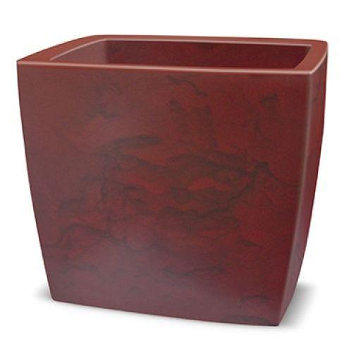 Vaso Classic Quadrado N40 - Rubi 40x44
