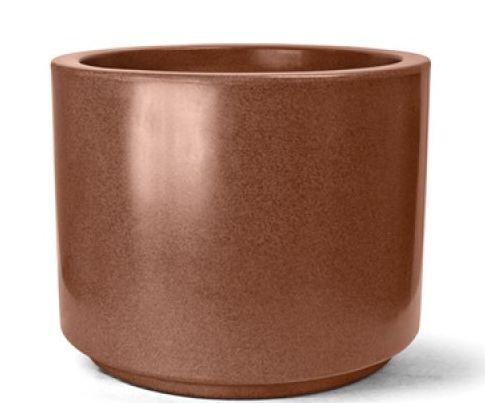 Vaso Classic Cilindrico N40 Areia 40 x 50