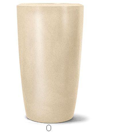 Vaso Classic Conico N46 Areia 45 x 26,5