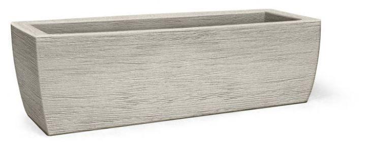 Vaso Grafiato Jardineira N80 Cimento 25x80