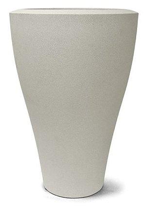 Vaso Ming Cônico N47 46x31,4 Cimento