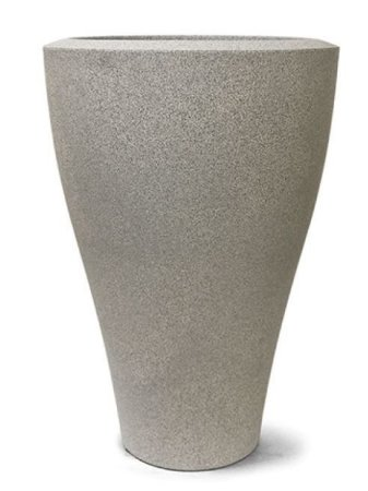 Vaso Ming Cônico N47 46x31,4 Granito