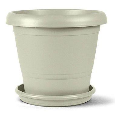Vaso Plástico Terracota N2 9,5 Litros - Mármore
