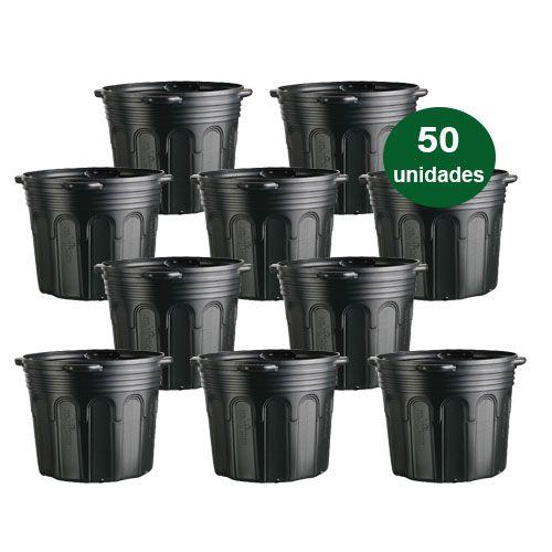 EMBALAGEM PARA MUDAS C/ ALCA  40,0 LITROS - 50 UND