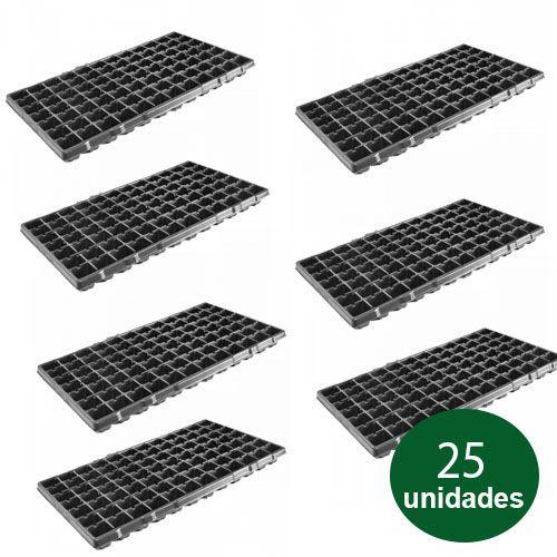 BANDEJA PLASTICA 84 CELULAS - 25 UND