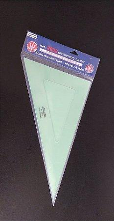 Esquadro 2632 (30°/60°/90°) 32 cm Trident