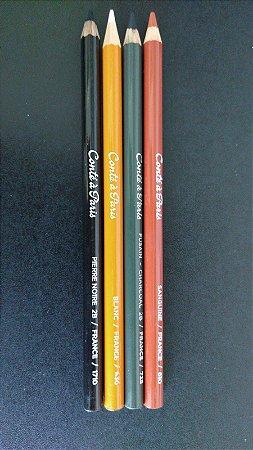 Lápis Crayon Conté à Paris