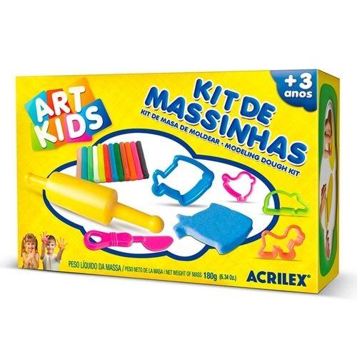 Kit de Massinhas Acrilex