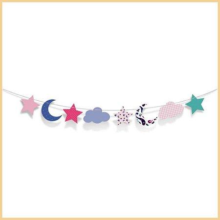 Faixa Decorativa Estrelas