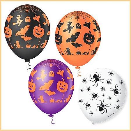 Balões Halloween | 4 unidades