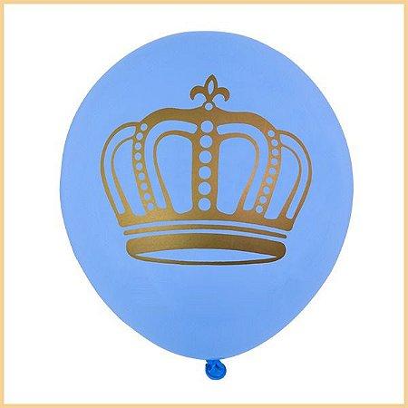 Balões Príncipe | 4 unidades