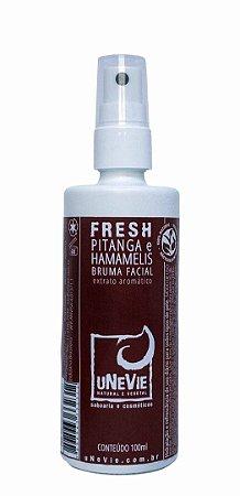 Fresh Pitanga e Hamamelis Bruma Facial uNeVie 100ml