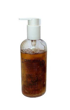Sabonete Gel Castille para Banho Cerejeira uNeVie *no vidro