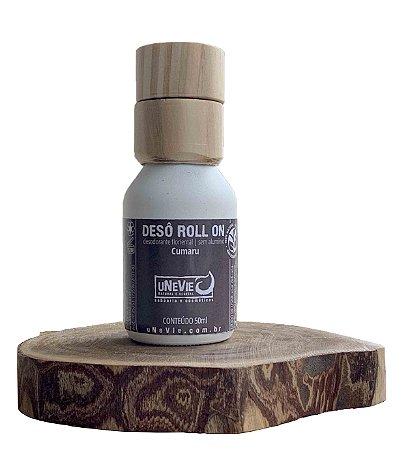 Desodorante Natural Roll On Cumaru uNeVie