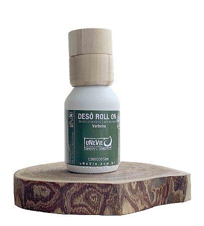 Desodorante Natural Roll On Verbena uNeVie
