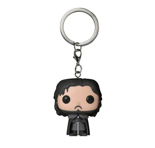 JON SNOW CHAVEIRO POP! FUNKO