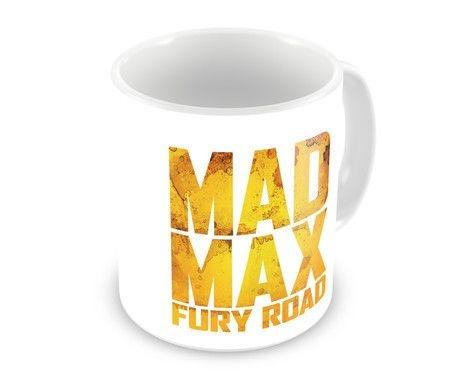 Caneca Mad Max - A estrada da Fúria