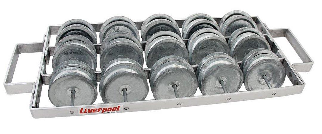 Liverpool Chocalho Rocar de Alumínio RC010