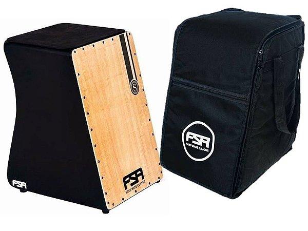 Cajon Fsa Inclinado Standard Fs2501 + Bag Fsa Elite
