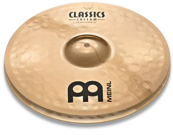 Meinl Prato Classics Custom 14'' Powerful Hi-hat Cc14ph-b