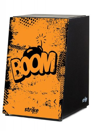Fsa Cajon Strike Sk4017C Boom Esteira 12 Fios C/ 1 Captação
