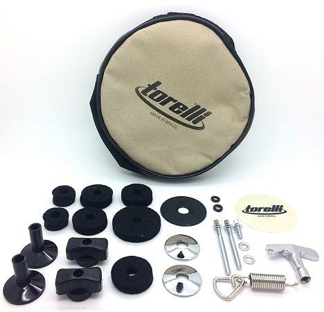Torelli Kit Primeiros Socorros TA149 Kit Para Baterista