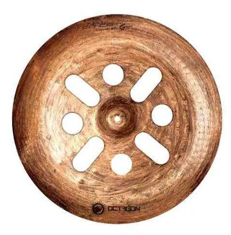 Octagon New Concept China Groove 18 Polegadas GR18CN Prato P/ Bateria