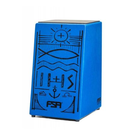 Fsa Cajon Teen Series Christian FTS7001
