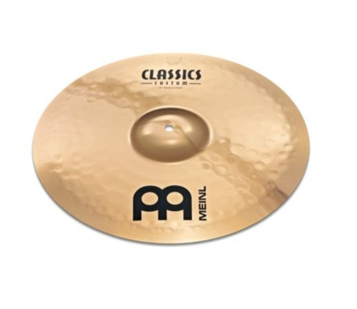 Meinl 18 Polegadas Classics Custom Powerful Crash CC18PC-B Bateria