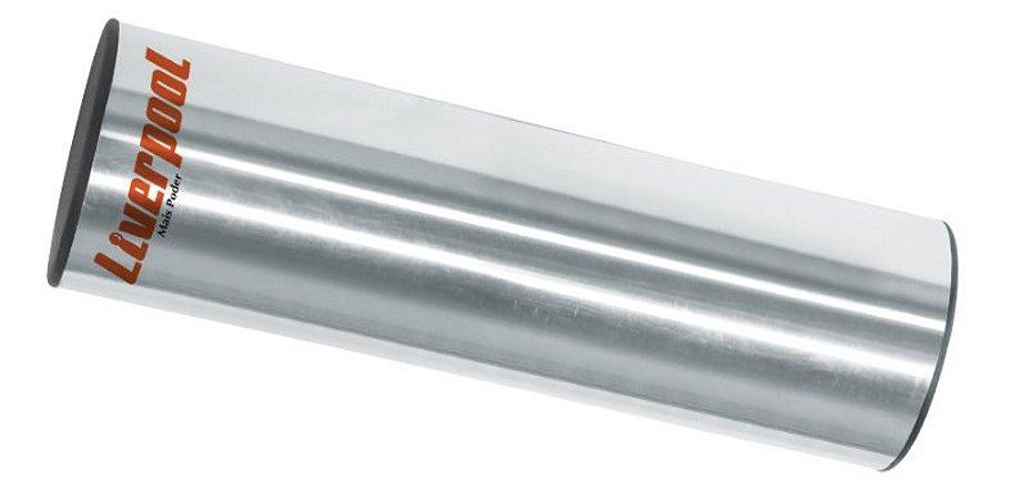 Liverpool Ganzá Cilíndrico Polido 20cm GC200