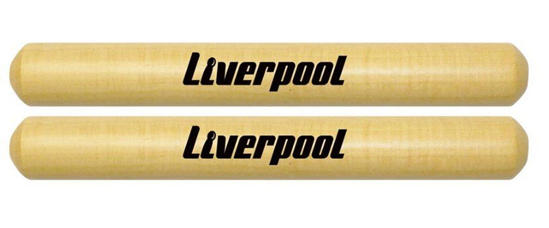 Liverpool Clave Madeira Marfim CLMAR