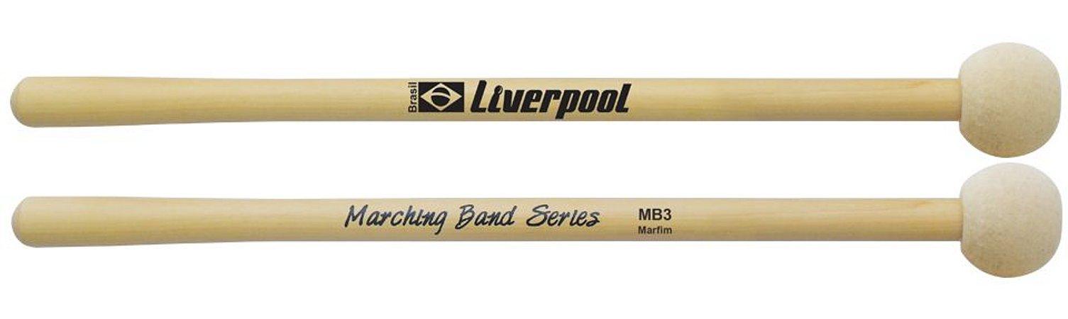Liverpool Maçaneta Para Bumbo MB3 BFMB3