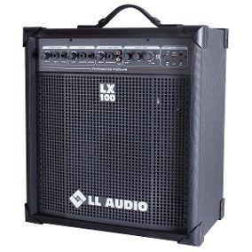 Ll Audio Caixa De Som Amplificada Multiuso 25w Lx100