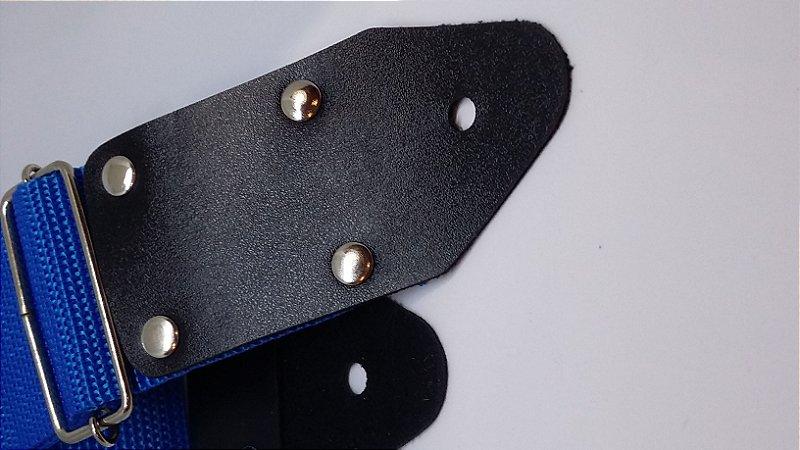 Paganini Correia P\ Guitarra Náilon 50mm Mpc-604 (azul)