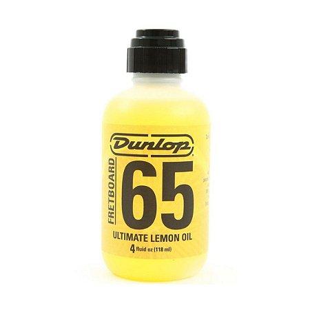 Dunlop Óleo De Limão Para Escalas F65 3837