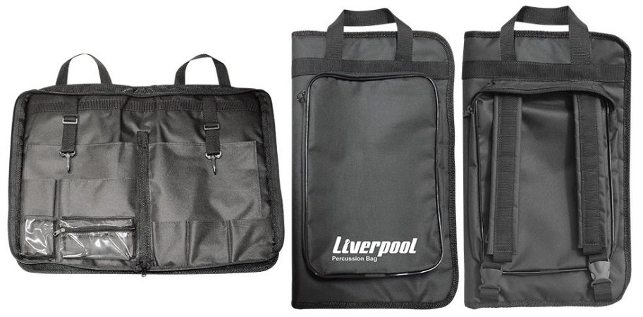 Liverpool Bag para Percussão BAGPERC