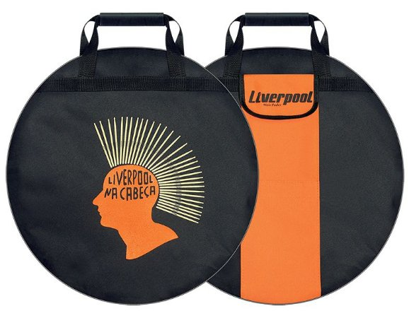 Liverpool Bag Para Pratos De Bateria - BAGPRA