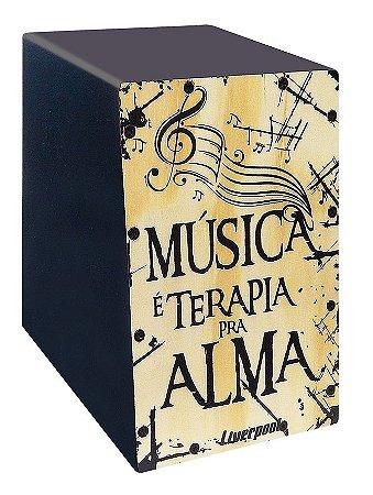 Liverpool Mini Cajón Musica CAJMUS