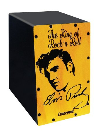Liverpool Mini Cajón Elvis CAJELV