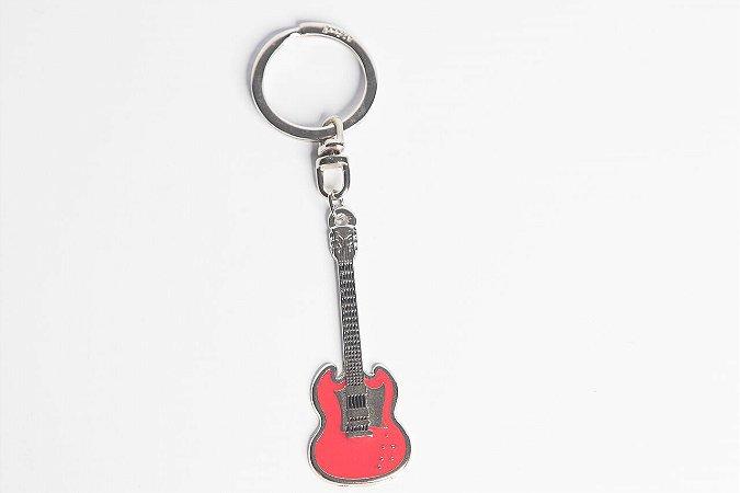 Paganini Chaveiro Guitarra