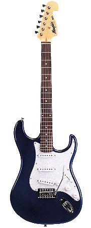 Tagima Memphis Guitarra Strato Mg-32az Azul