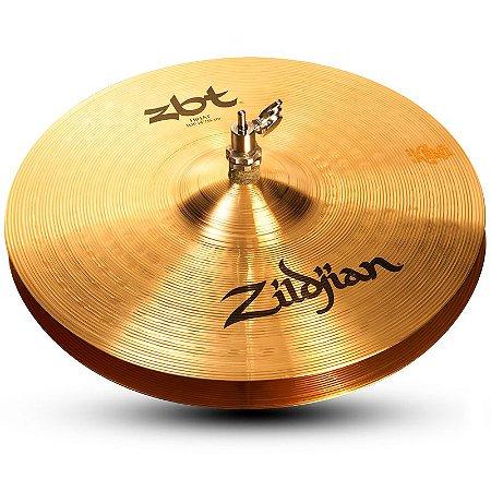 "Zildjian Prato ZBT Hi Hat 14"" Chimbal ZBT14HP"