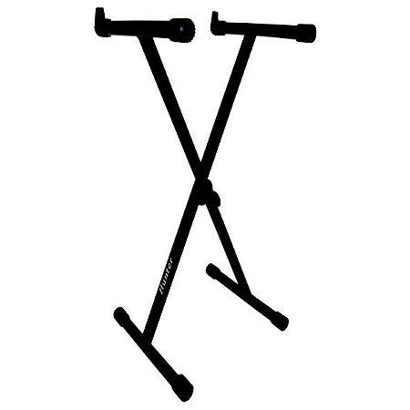 Torelli Suporte p/ Teclado em X 110 cm de altura HST41