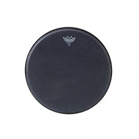 Remo Pelo 14 Emperor Black X Com Circulo Interno Bx-0814-10