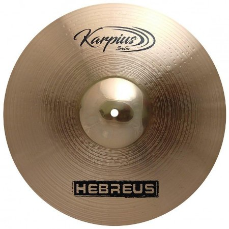 "Karpius Hebreus Prato Crash 16"" Bronze B8 29258"