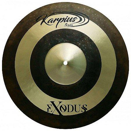 "Karpius EXD Prato Crash 17"" Bronze B20 29445"