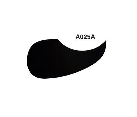 Deval Escudo Preto Para Violão A025A