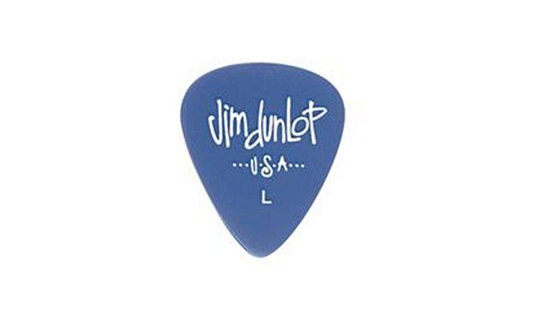 Dunlop Palheta Gels Fina Azul 2157