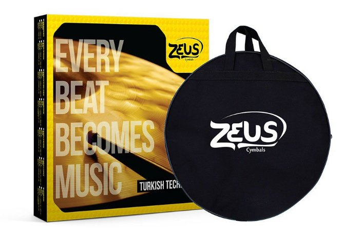 Zeus Kit de Prato Hybrid Set E 10 14 16 18 20 e Bag 10065