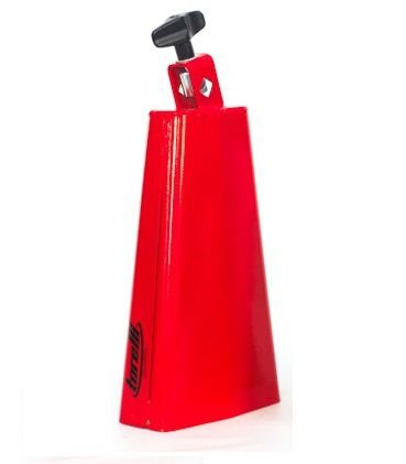 Torelli Cowbell Red Mambo 8.5 TO058
